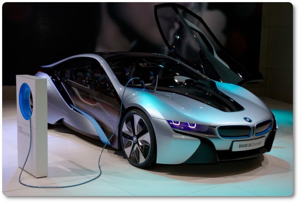 imagen coche eléctrico Torrijos