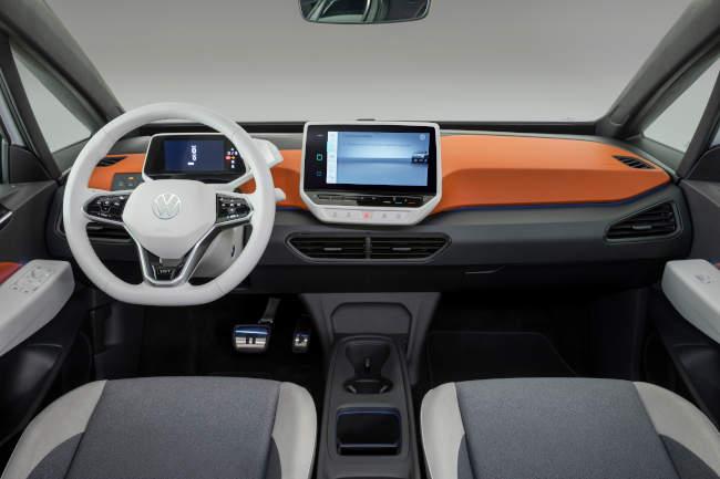 imagen Interior Volkswagen ID 3