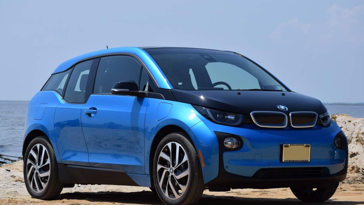imagen boadilla del monte coche electrico