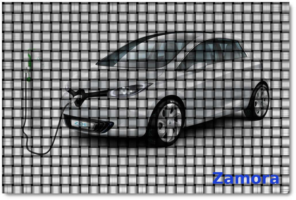 imagen coches eléctricos en Zamora