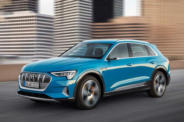 mejor coche eléctrico e-tron 2019