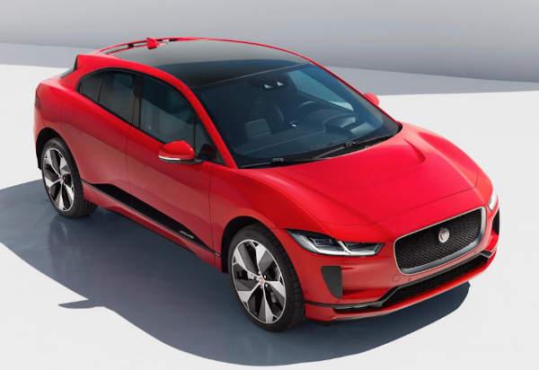 imagen coche eléctrico alcobendas