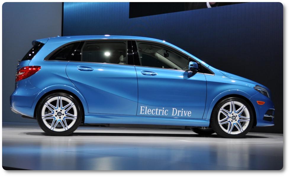 imagen coche eléctrico en hellín