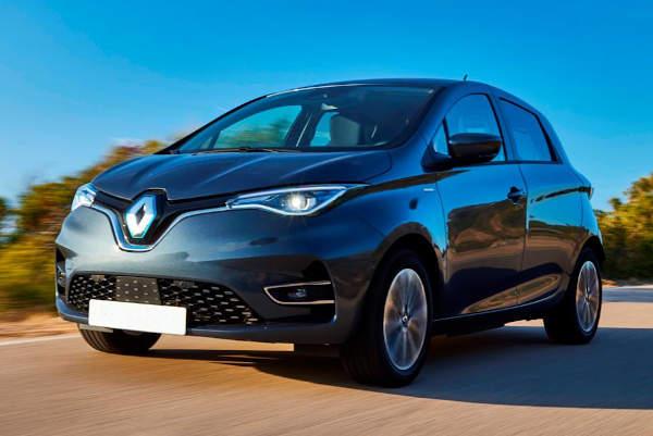 mejor coche eléctrico zoe renault 2020