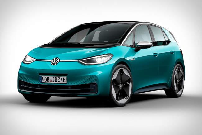 coches eléctricos en Mora