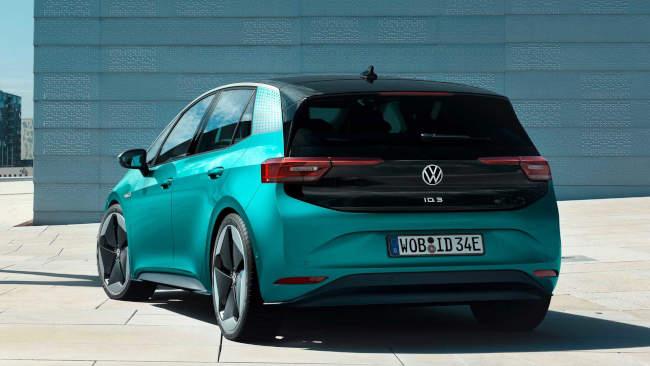 imagen Volkswagen ID 3 Trasera