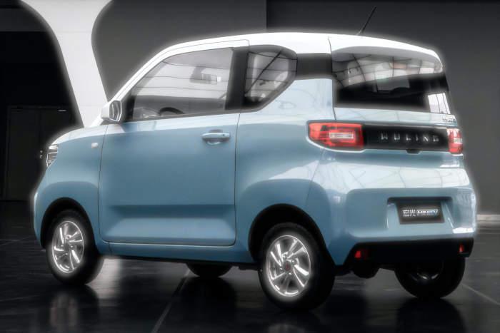 imagen del coche chino más vendido
