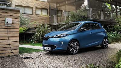 coches eléctricos en mejorada del campo